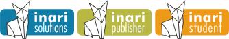 inari solutions, inari publisher, inari student – Logos