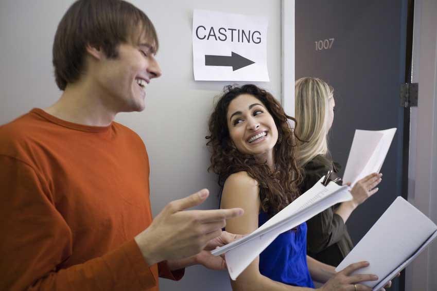 CCDS Leistungen - Filmproduktion - Produktionsleitung, Casting und Kalkulation