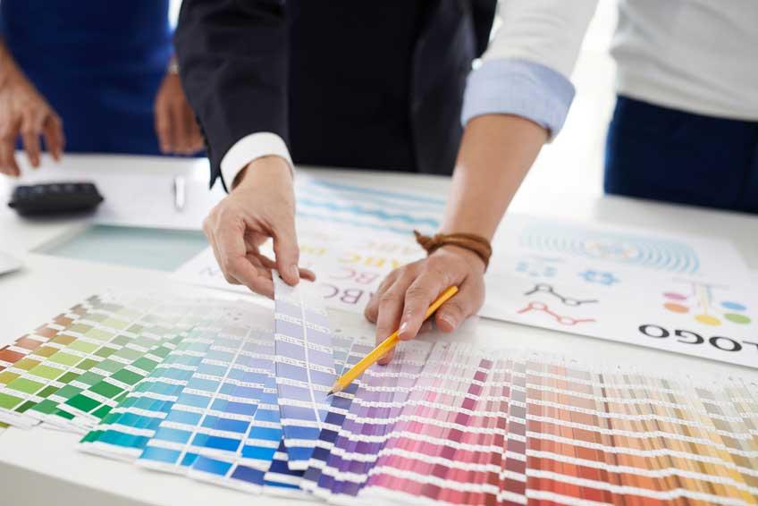 CCDS Leistungen - Corporate Design - CCDS Leistungen - Corporate Design - Das richtige Erscheinungsbild
