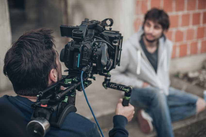 CCDS Leistungen - Filmproduktion - Regie, Dreahrbeiten und Setlogistik