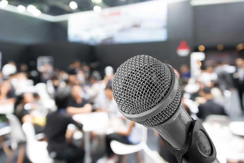 Leistungen - Events - CCDS unterstützt Sie