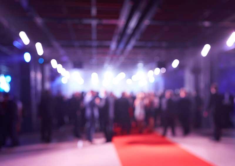CCDS - Leistungen - Marketing und Promotion - Events