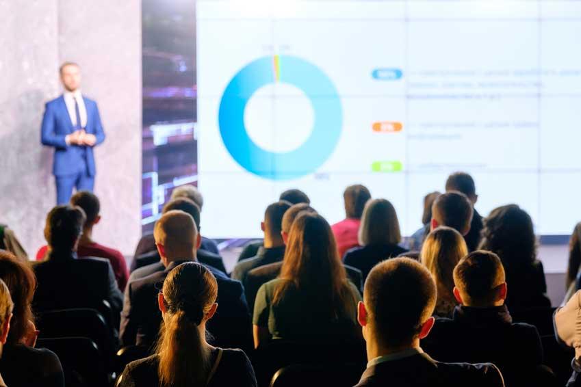 CCDS Leistungen - Events - Stehen Sie im Mittelpunkt!