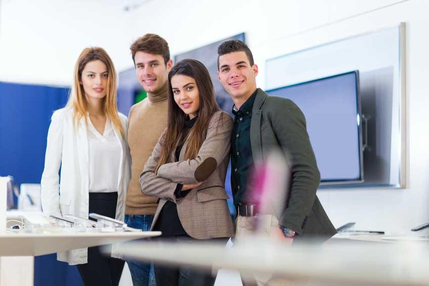 CCDS Leistungen - Sales Team - CCDS unterstützt Sie