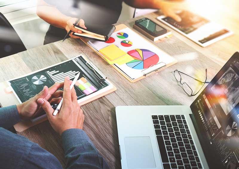 CCDS - Leistungen - Marketing und Promotion - Sales Team