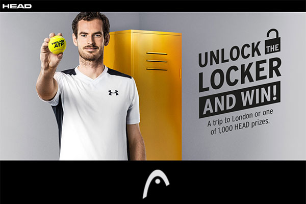Unlock The Locker – Head-Gewinnspiel